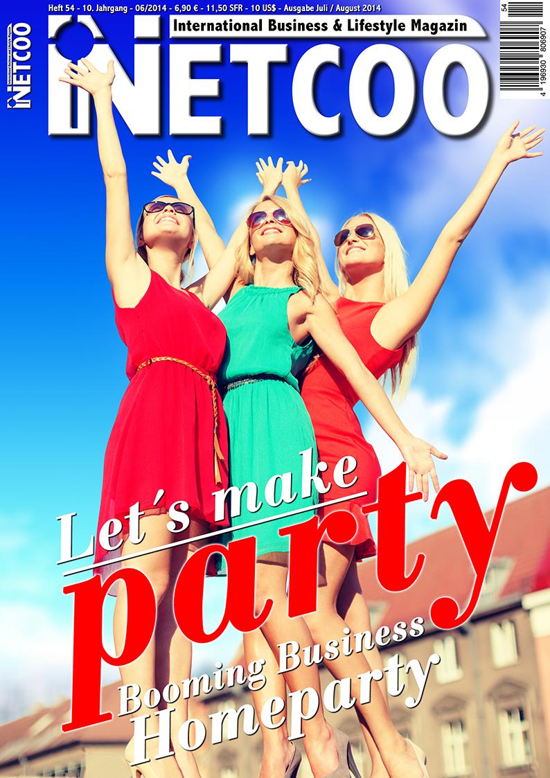 Cover Netcoo Magazin 06-2014