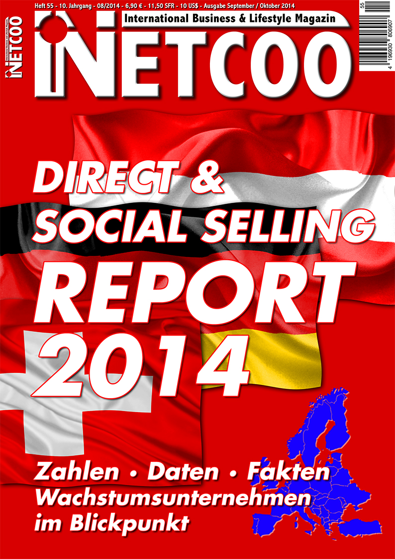 Cover Netcoo Magazin 08-2014