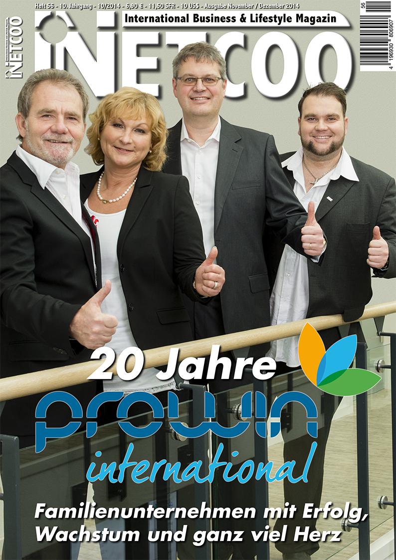 Cover Netcoo Magazin 10-2014