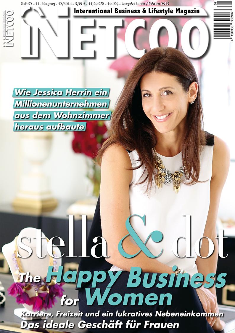Cover Netcoo Magazin 12-2014
