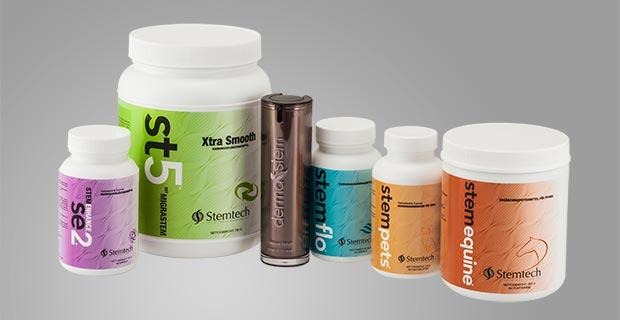 stemtech-produkte