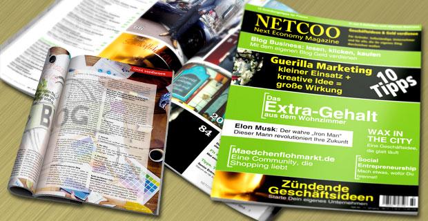 Netcoo Magazin 06-2015