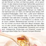 """Personalisierte Sonder-Edition """"Das Formel-N-Konzept für Ihre Gesundheit""""-299"""