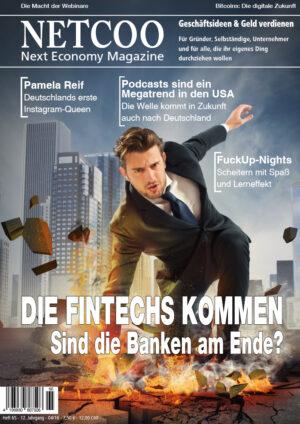 Cover Netcoo Magazin 04-2016