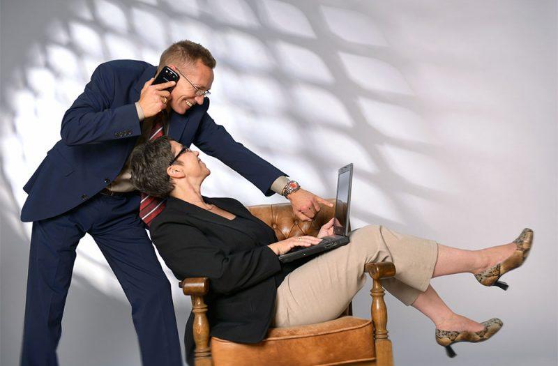 Andreas und Susanne Wilhöft