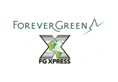 ForeverGreen und FG Express Logo