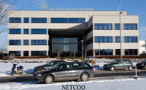 Die Firmenzentrale von LR Health & Beauty Systems in Ahlen