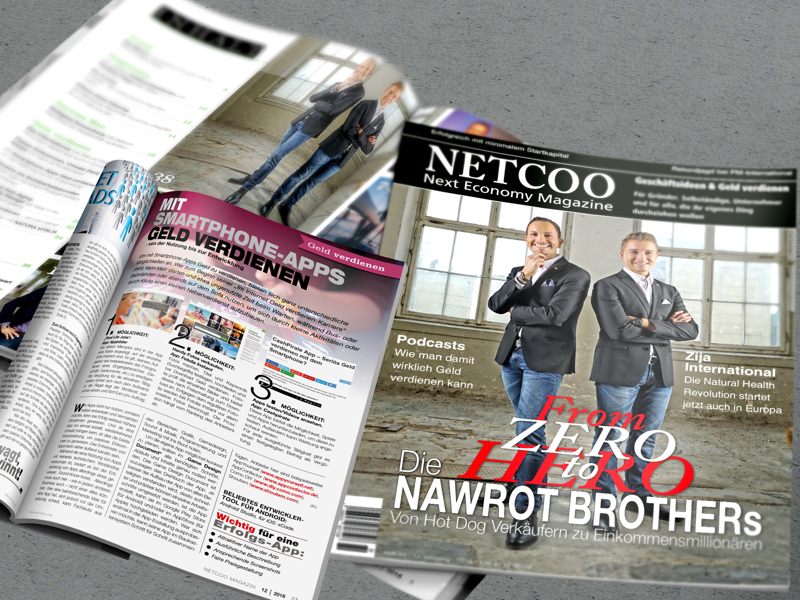 ePaper Netcoo Magazin 12-2016-0