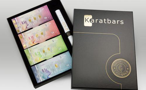 Cashgold von Karatbars