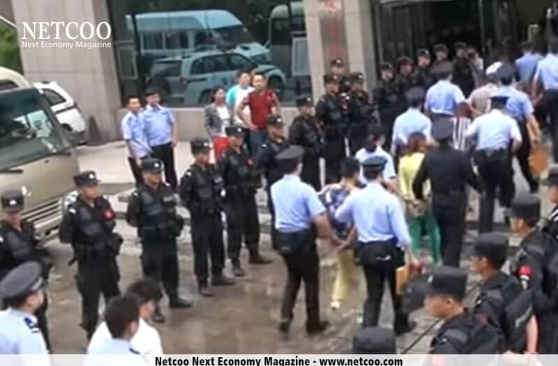 Der Tot von Li Wenxing sorgte für landesweite Empöhrung